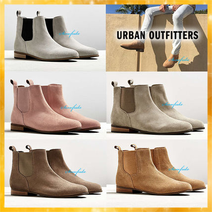 Urban Outfitters Suede Plain Chelsea Boots Chelsea Boots