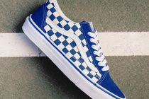 VANS OLD SKOOL Gingham Other Check Patterns Suede Street Style