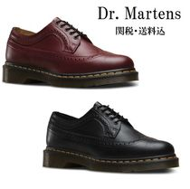 Dr Martens Plain Leather Oxfords