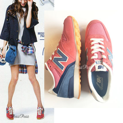 New Balance:WR996 PYA/Sneakers  Cute!Pink&Blue