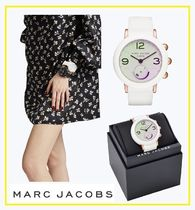 MARC JACOBS Round Elegant Style Digital Watches