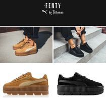 PUMA FENTY Faux Fur Plain PUMA FENTY by Rihanna Low-Top Sneakers