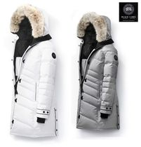 CANADA GOOSE LORETTE Long Down Jackets