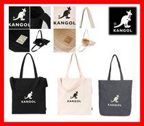 Kangol Stripes Unisex Canvas Totes