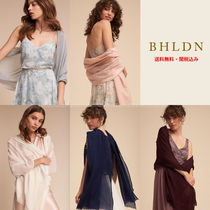 BHLDN Silk Plain Boleros & Shawls
