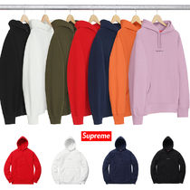 Supreme Unisex Cotton Hoodies