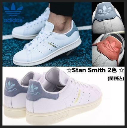 adidas stan smith casual stil unisex - niedrige top sneakers von
