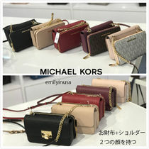 Michael Kors Saffiano Shoulder Bags