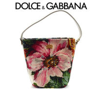 Dolce & Gabbana Flower Patterns Party Style Party Bags