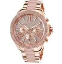 Michael Kors Round Jewelry Watches With Jewels Elegant Style