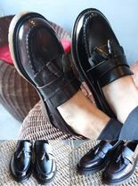 Loafers Faux Fur Loafers & Slip-ons