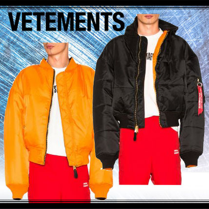 VETEMENTS Jackets