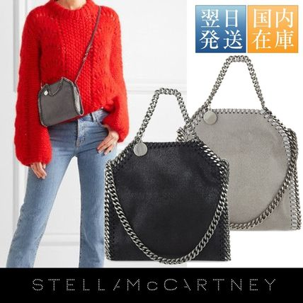 Stella McCartney FALABELLA Office Style Shoulder Bags
