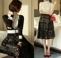 Flared Skirts Skirts