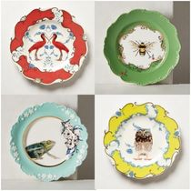 Anthropologie Plates