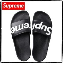 Supreme Street Style Plain Sport Sandals Sports Sandals