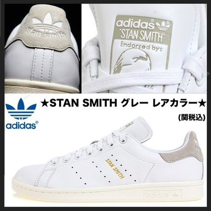 adidas Low-Top Casual Style Unisex Low-Top Sneakers