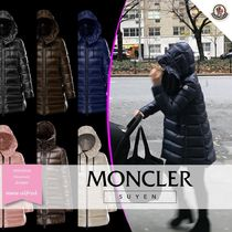 MONCLER SUYEN Plain Medium Down Jackets