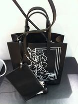 GIVENCHY Unisex Leather Totes