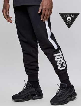 Sweat Street Style Joggers & Sweatpants
