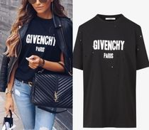GIVENCHY Cotton T-Shirts