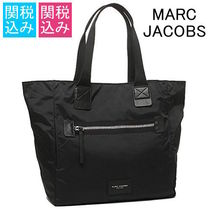 MARC JACOBS Nylon Plain Totes