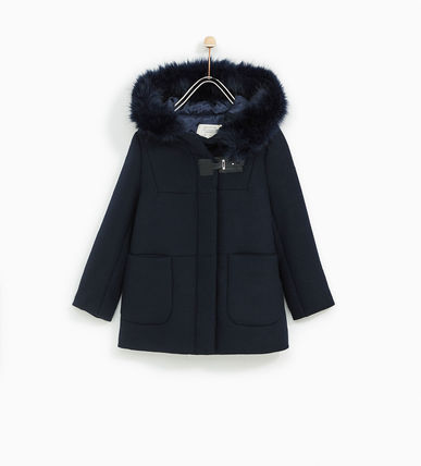 ZARA Plain Coats