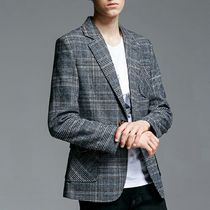 Glen Patterns Blazers Jackets