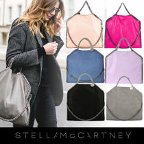 Stella McCartney FALABELLA Chain Office Style Shoulder Bags
