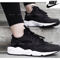 Nike AIR HUARACHE Casual Style Unisex Plain Low-Top Sneakers