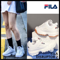 FILA Unisex Low-Top Sneakers