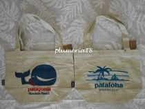 Patagonia Tropical Patterns Canvas Shoppers