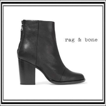 Rug and bone Ashby leather ankle boots