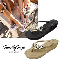Sand By Saya NY Casual Style Platform & Wedge Sandals
