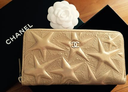 CHANEL MATELASSE Long Wallets