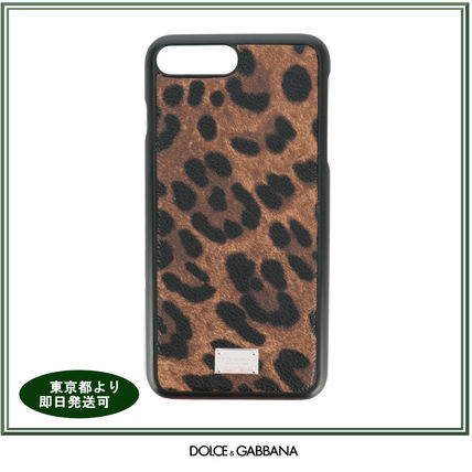 Dolce & Gabbana Leopard Patterns Smart Phone Cases