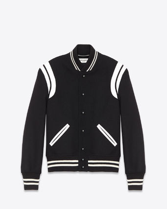 Saint Laurent Jackets