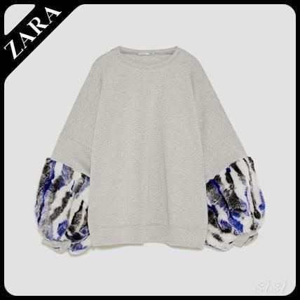 ZARA Hoodies & Sweatshirts