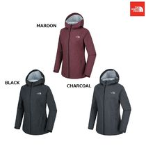 THE NORTH FACE Argile Casual Style Wool Street Style Plain Long Jackets