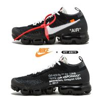 Nike Vapor Max Street Style Collaboration Sneakers