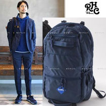 Ron Herman Street Style Collaboration A4 Plain Backpacks