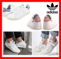 adidas STAN SMITH Leather Low-Top Sneakers
