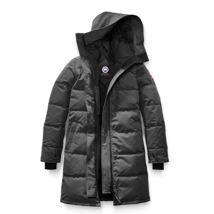 CANADA GOOSE Down Jackets Plain Medium Down Jackets 5