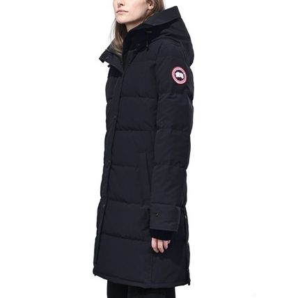 CANADA GOOSE Down Jackets Plain Medium Down Jackets 9