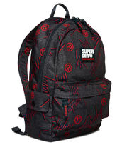 Superdry Unisex Canvas A4 Bi-color Backpacks