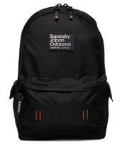 Superdry Unisex Nylon A4 Plain Backpacks
