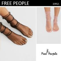 Free People Plain Socks & Tights