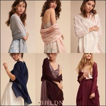 BHLDN Wool Plain Shawls