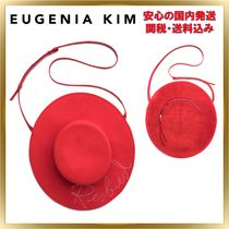 Eugenia Kim Casual Style Unisex Plain Shoulder Bags