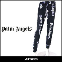 Palm Angels Printed Pants Monoglam Street Style Patterned Pants
